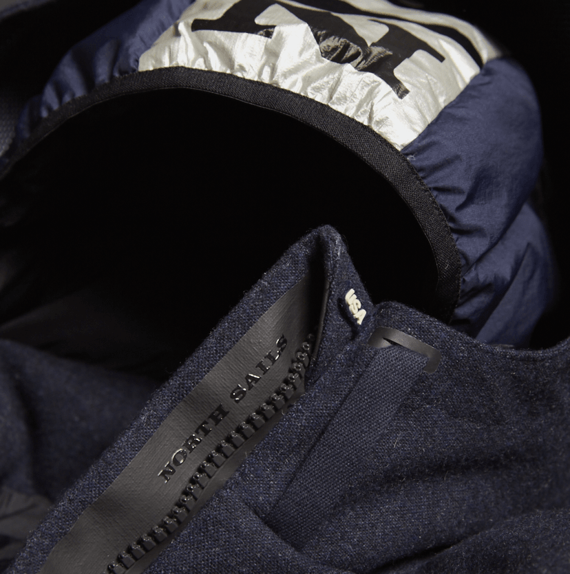 NORTH SAILS DOUBLE HOOD