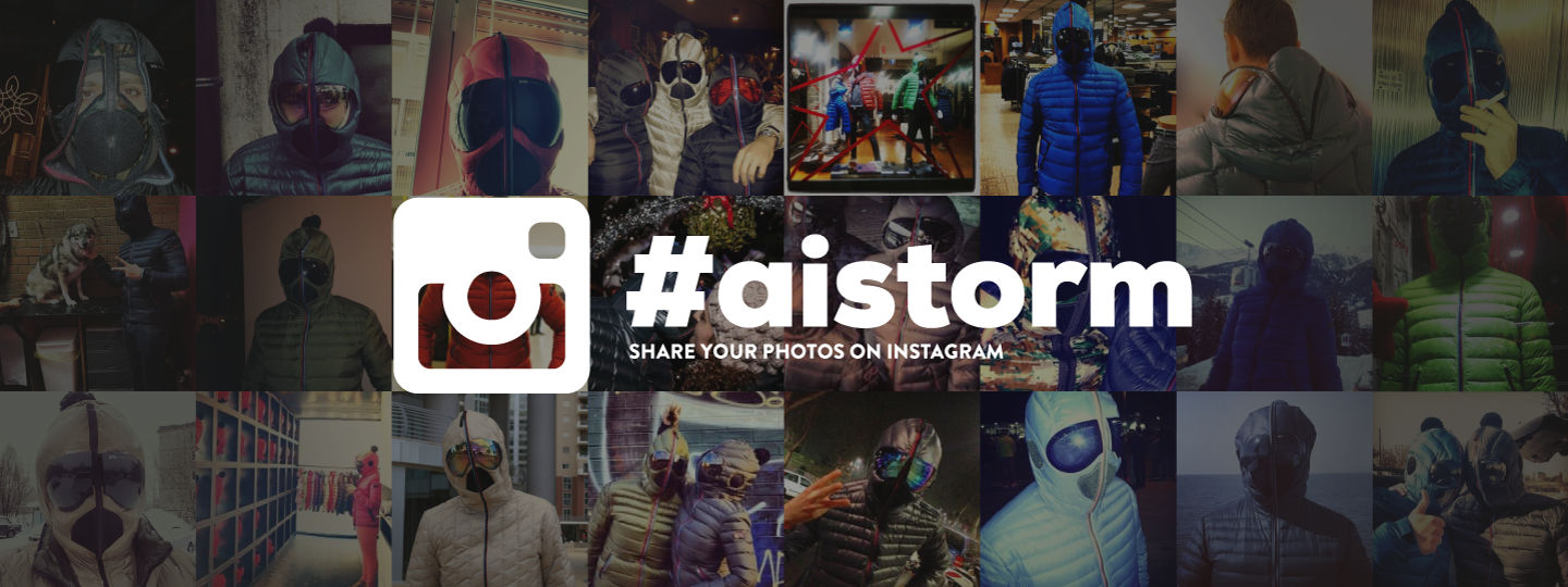 Share your photos on Instagram