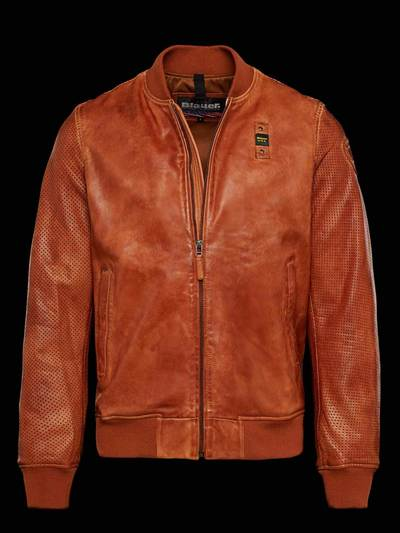 LEATHER BOMBER TYPE 2