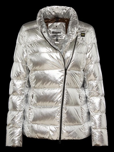 METALLIC WINTER JACKET