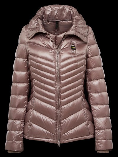 LIGHT WINTER SPORTY DOWN JACKET