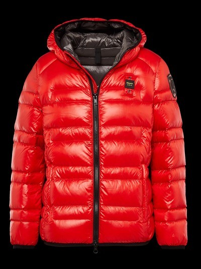SPORTY WINTER DOWN JACKET