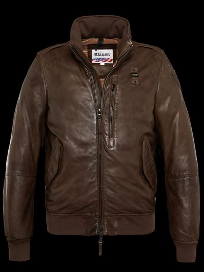 ICON LEATHER JACKET