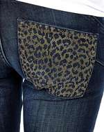 Embellished Jeans