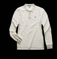LONG SLEEVED SLIM FIT POLO