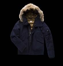 SHORT DOWN PARKA WITH HOOD