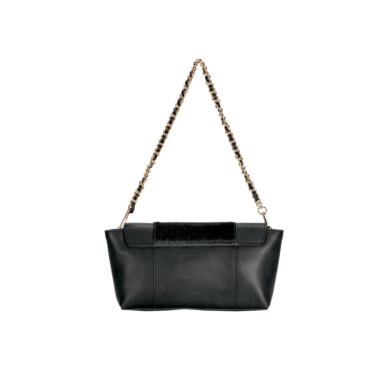 d09f7a5c54 Pochette borsa Donna Nannini ELIZABETH Made in Italy cavallino pelle ...
